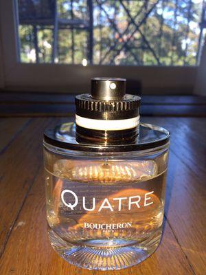 Boucheron Quatre EDP Perfume - Used tester for Sale in Everett, MA