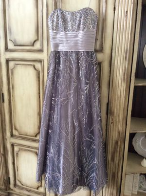 Quinceanera prom dress with matching purse size 0 for Sale in Miramar, FL
