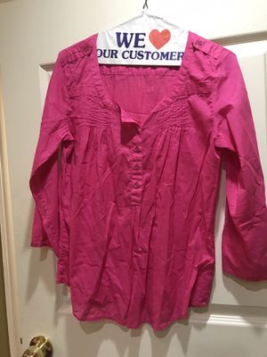 Banana republic blouse for Sale in Andover, MA