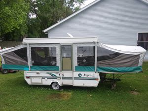1996 jaco pop up camper with clean title for Sale in Loves Park, IL