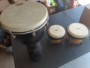 Bongo Drums for Sale in Visalia, CA