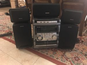 Aiwa stereo system for Sale in Stafford, TX