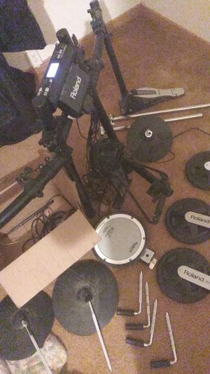Roland electronic drum set only $250 for Sale in Arvada, CO
