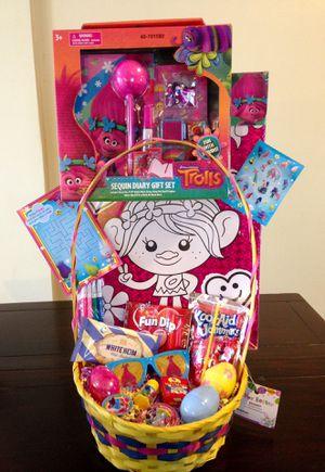 Trolls Easter Basket for Sale in Downey, CA