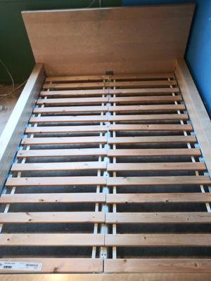 IKEA full size bed frame for Sale in Watsonville, CA