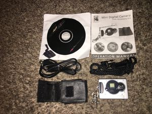 Mini Digital Camera for Sale in Fridley, MN