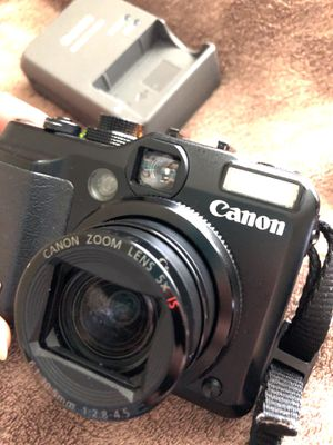 Canon Powershot G10 14.7MP Digital Camera with 5x Wide Angle Optical Image for Sale in Nashville, TN