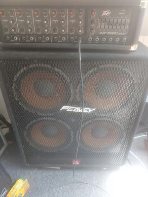 Peavey Bass Amp for Sale in Adelphi, MD