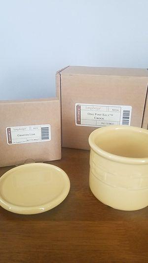 Longaberger Pottery for Sale in San Juan Capistrano, CA