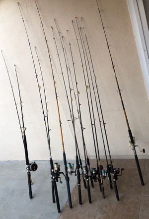 Fishing Rods for Sale in Los Angeles, CA