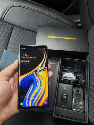 Brand new (Open box) factory unlocked Sumsung Galaxy Note 9, 128gb for Sale in Manassas, VA