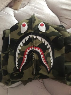 Bape shark hoodie for Sale in Maple Valley, WA