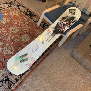 161 Rossignal Angus Snowboard for Sale in Seattle, WA