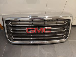 2018 GMC Sierra 2500 original grill, OEM part# 23210303, excellent condition for Sale in Glendale, AZ