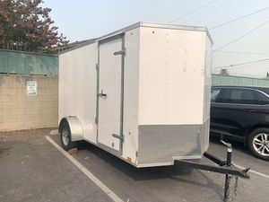 2019 Enclosed Trailer 6.5x12 for Sale in Upland, CA