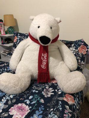 Original Coca-Cola Bear for Sale in Fresno, CA