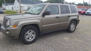 2008 Jeep Patriot 2.4 L 4x4 for Sale in Willowick, OH