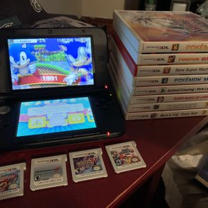 3ds Xl With Lots Of Games Forsale/ For Trade for Sale in Pottsville, PA