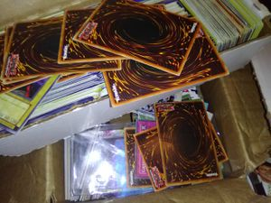 Variety of Yu-Gi-Oh & some Pokemon cards, miscellaneous order and range of years collection for Sale in Smyrna, TN