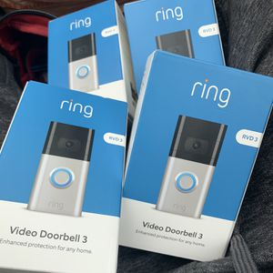 Ring Rechargeable 70$ for Sale in Miami, FL