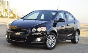 2014 Chevy sonic 25k miles for Sale in Manchester, NH