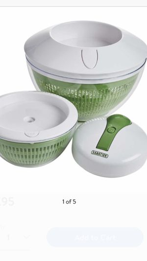 Brand new salad spinner for Sale for sale  Dana Point, CA