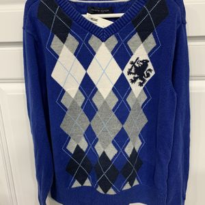 Boys Tommy Hilfiger Blue Sweater Size 6/7 for Sale in Tacoma, WA