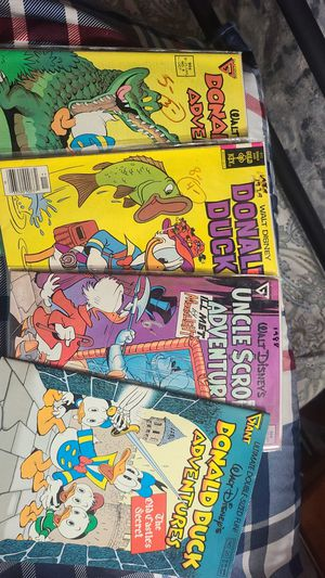 Walt Disney comics (4) for Sale in Hayward, CA