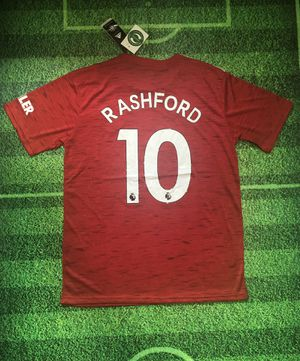 Rashford Manchester United 20/21 Home Jersey for Sale in Union, NJ