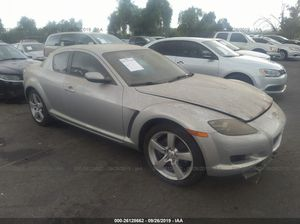 2004 MAZDA RX8 PARTING OUT for Sale in Monrovia, CA