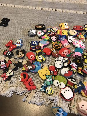 Brand New Kids or Teens Charms for Crocs for Sale in San Antonio, TX