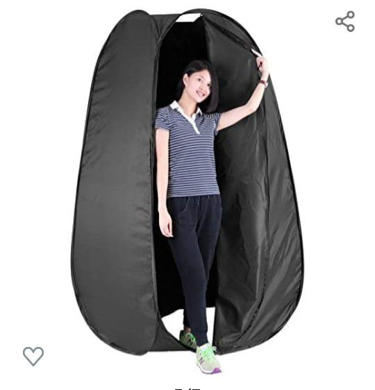 Pop Up Changing Tent