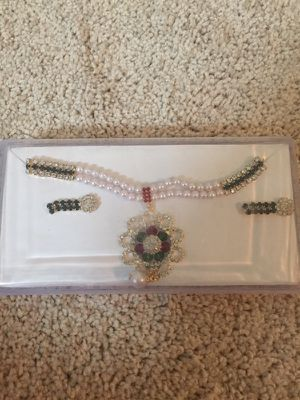 Indian jewelry set for Sale in Frederick, MD