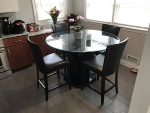 Kitchen Table with 4 chairs for Sale in Pearl River, NY