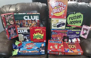 Kids & Adult Board Games for Sale in Henderson, NV