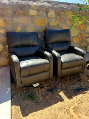 RV CHAIRS (2) for Sale in El Paso, TX