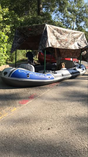 Inflatable boat for Sale in Gaithersburg, MD