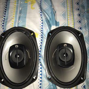 Pioneer Speakers 6x9 230 watts for Sale in San Bernardino, CA