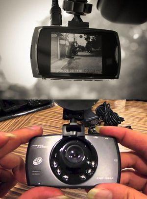 New in box 1080p HD Car DVR Video Recorder Night Vision G Sensor Camera Vehicle Dash Cam for Sale in Whittier, CA