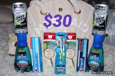 Old Spice/Speed Stick / Crest/ Oral B for Sale in Tampa,  FL