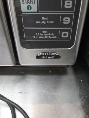 Menumaster proffesional microwave for Sale in MS, US