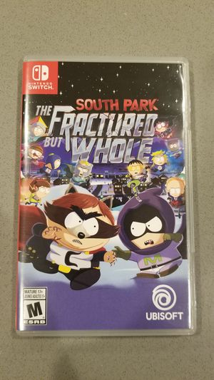 South Park : Fractured But Whole - Nintendo Switch for Sale in Seattle, WA