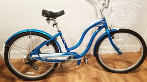 Schwinn Hollywood Cruiser Bicycle (Turquoise) for Sale in Richmond, CA
