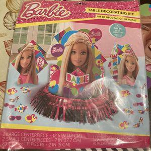 Barbie Centerpiece for Sale in Colton, CA