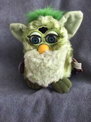 Working Vintage 1999 Frog Furby Lime Green Furby for Sale in Washington, DC