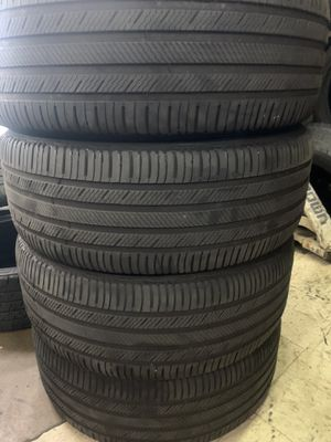 Tires 235-45r20 Michelin for Sale in Anaheim, CA
