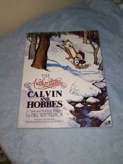 The Authoritative - Calvin and Hobbes ... by Bill Watterson - paperback for Sale in Killeen,  TX
