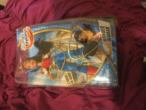 New DC Super Hero Girls doll for Sale in Washington, DC