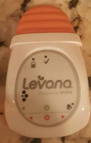 Levana Powered By Snuza Baby Movement Monitor Alarm for Sale in Covington, WA