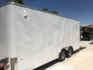 2018 Pace American 18 x 8 Enclosed Trailer for Sale in Mesa, AZ